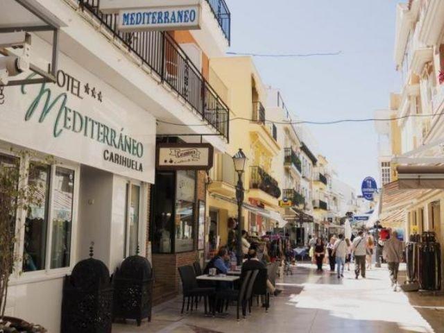 La Carihuela Beach - Hotel Mediterráneo Carihuela ***