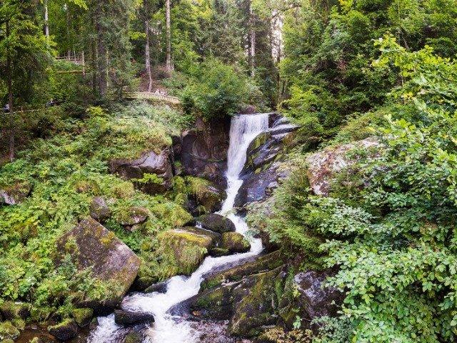 Duitsland - Triberg watervallen