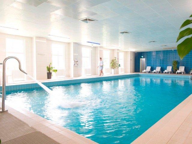 Schellerau - Ahorn Waldhotel Altenberg *** - zwembad