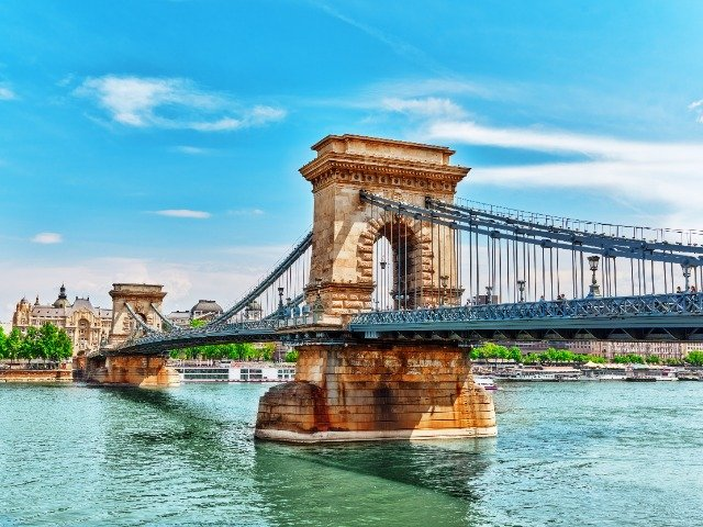 Budapest - kettingbrug