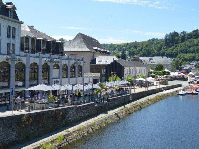 Bouillon - Hotel de la Poste **** - aanzicht