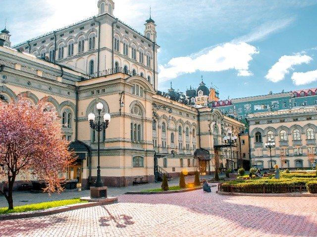 Kiev - Nationale Opera