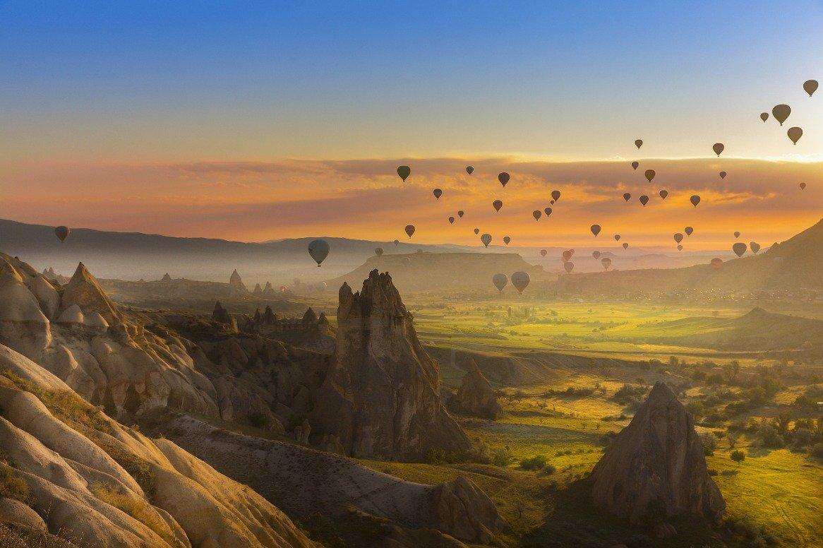 Vlieg-rondreis Grand Tour Turkije