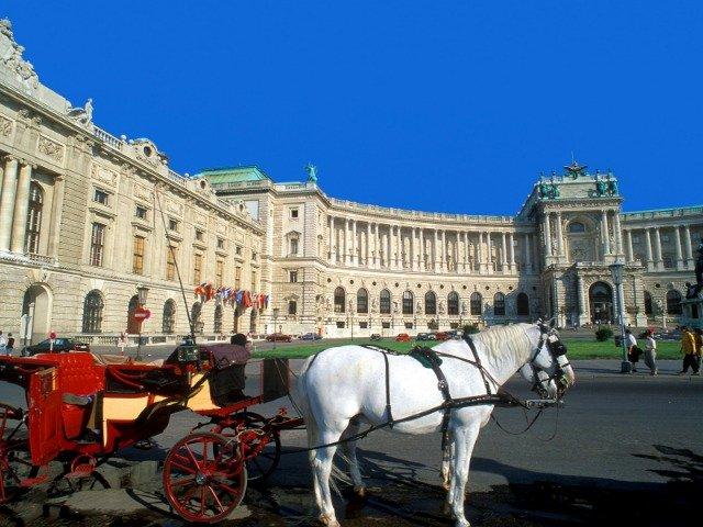 Oostenrijk - Wenen - Hofburg