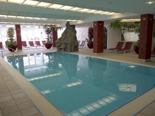 Lutago - Hotel Alpenhof *** - zwembad