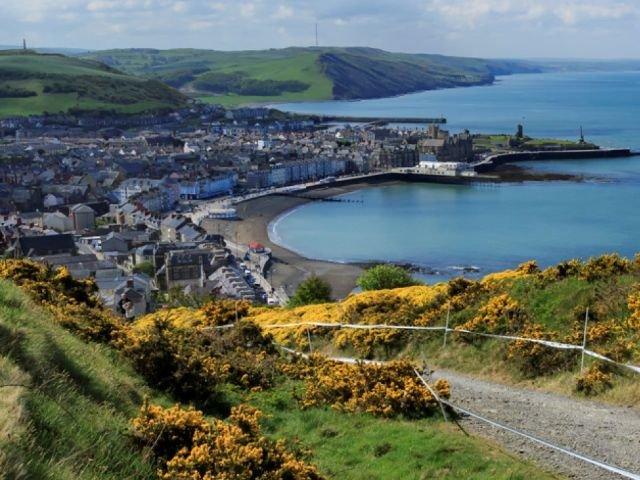 Wales - Aberystwyth