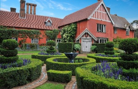 Engeland - East Anglia - Wyken Hall