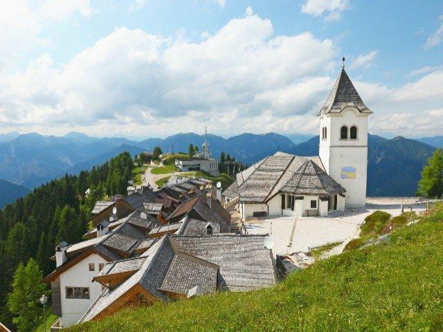 Monte Lussari