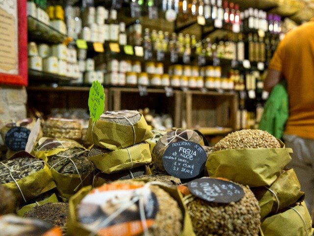 Toscaanse winkel