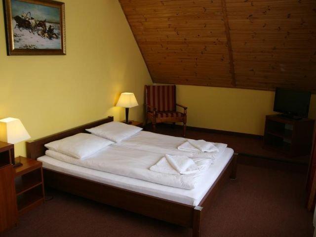 Gyzicko - Hotel Mazury *** - voorbeeldkamer