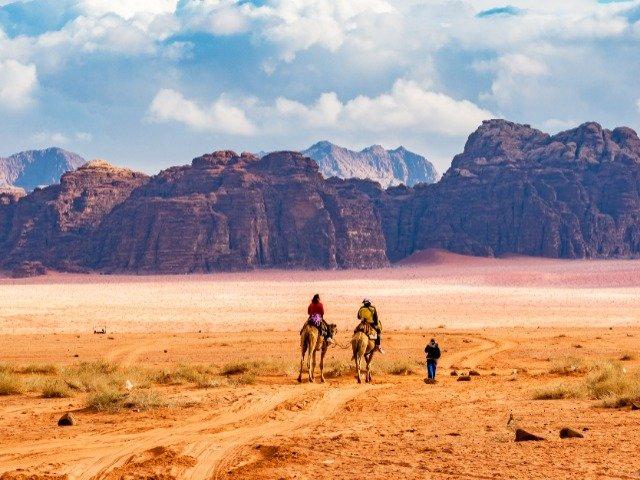 Jordanië - Wadi Rum