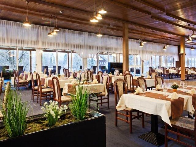 Bled - Hotel Jelovica *** - restaurant
