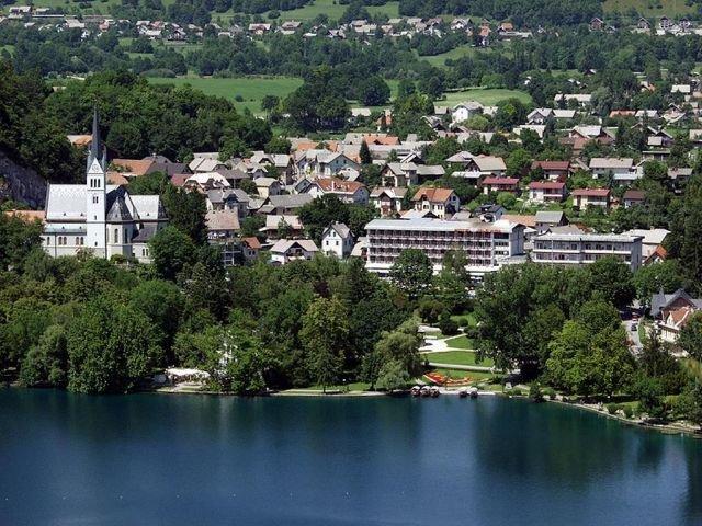 Bled - Hotel Jelovica *** - aanzicht