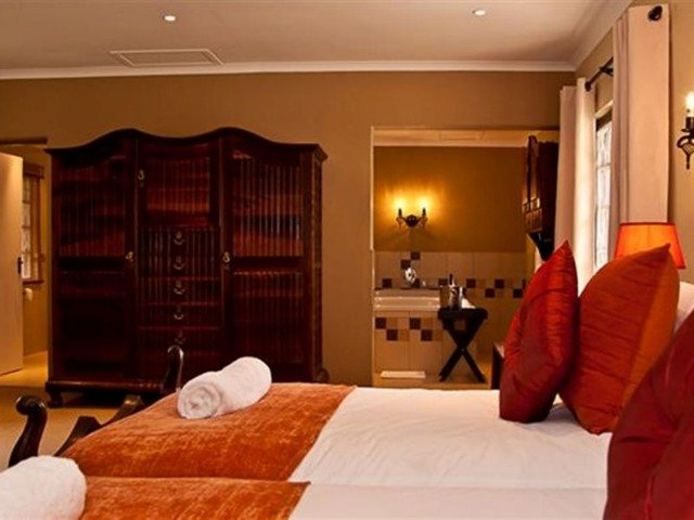 Zuid-Afrika - Hazyview - Hotel Numbi - 2/4-persoonskamer
