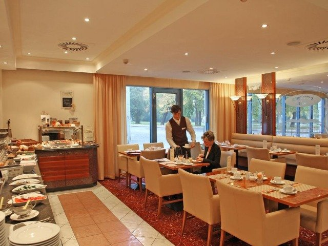 Hotel City Park Frankfurt Oder***