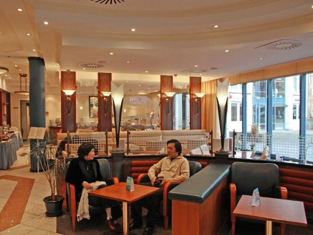 Frankfurt (Oder) - Hotel City Park *** - lounge