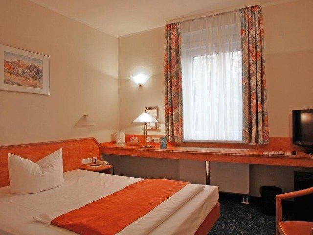 Frankfurt (Oder) - Hotel City Park *** - voorbeeldkamer