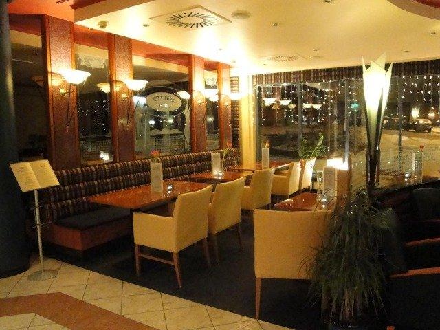 Frankfurt (Oder) - Hotel City Park *** - bar
