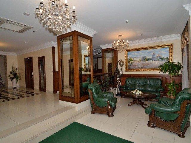 Rivne - Hotel Ukraine **** - lounge