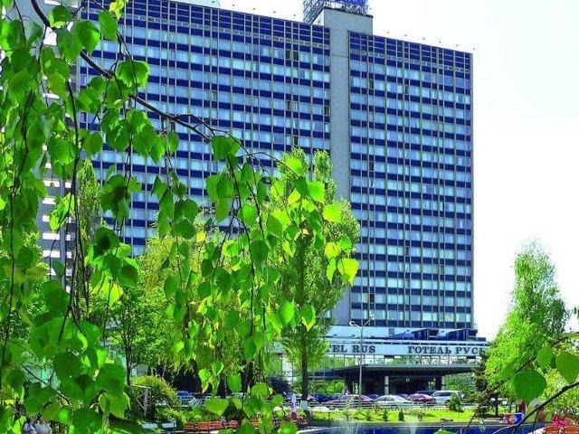 Kiev - Hotel Rus*** - hotelaanzicht