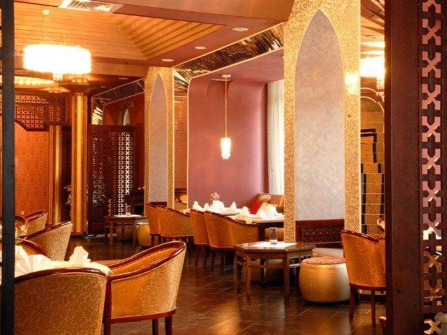 Kamyanets Podilskiy - Hotel 7 Days *** - restaurant