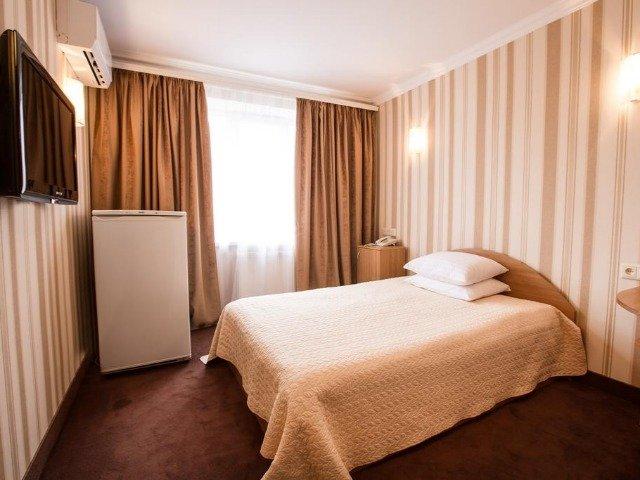 Chernivtsi - Hotel Bukovyna **** - voorbeeldkamer