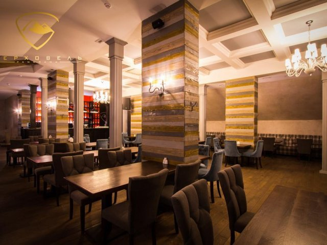 Verkhovyna - Hotel Verhovel **** - restaurant
