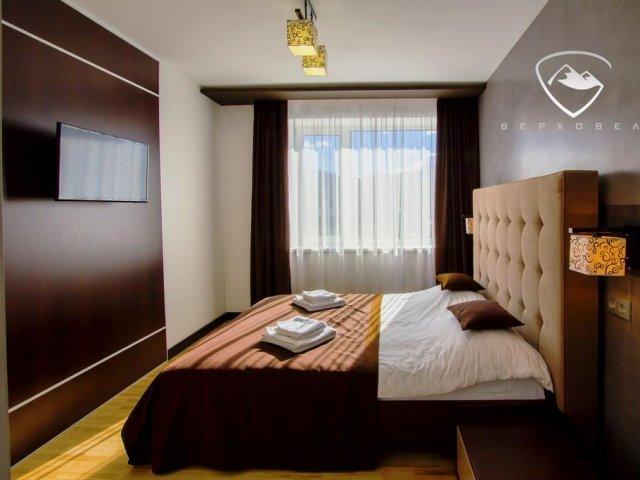 Verkhovyna - Hotel Verhovel **** - voorbeeldkamer