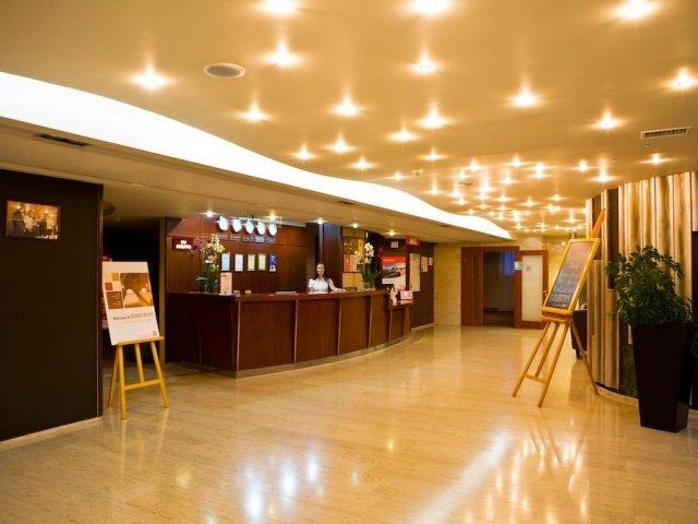 Uzhgorod - Hotel Praha **** - receptie