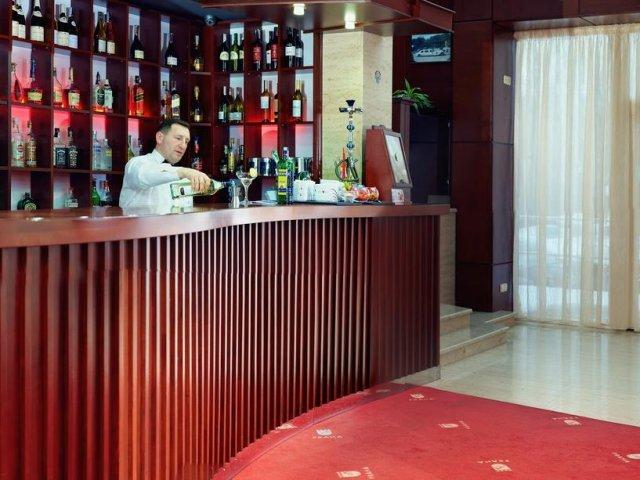 Uzhgorod - Hotel Praha **** - bar