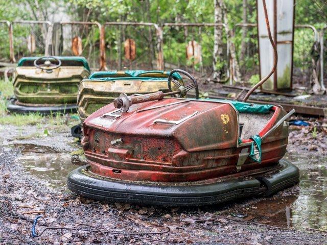 Tsjernobyl - Pripyat