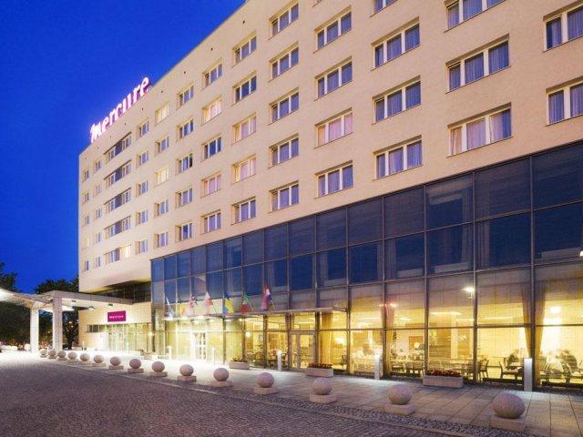 Torun - Mercure Centrum Torun **** - hotelaanzicht