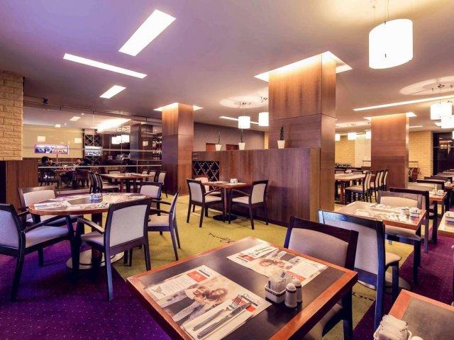Torun - Mercure Centrum Torun **** - restaurant