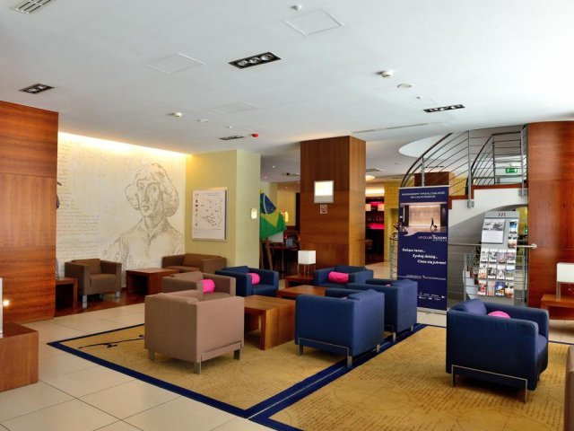 Torun - Mercure Centrum Torun **** - lounge