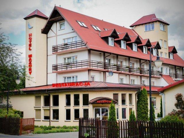 Gyzicko - Hotel Mazury *** - hotelaanzicht