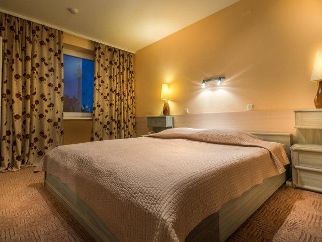 Vilnius - Hotel Karolina *** - voorbeeldkamer
