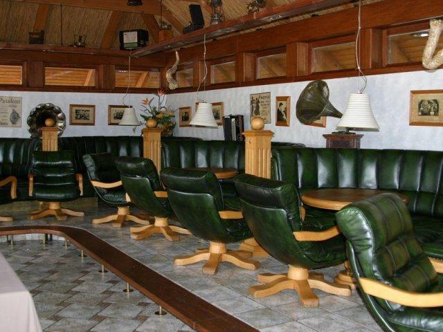 Sigulda - Hotel Aparjods *** - lounge