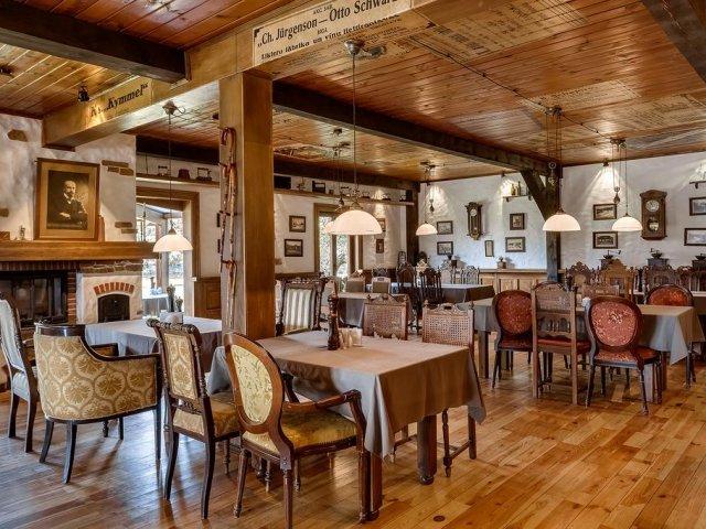 Sigulda - Hotel Aparjods *** - restaurant