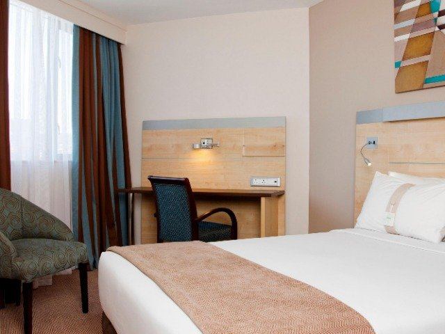 Zuid-Afrika - Pretoria - Hotel Holiday Inn Express Pretoria Sunnypark - 2-persoonskamer