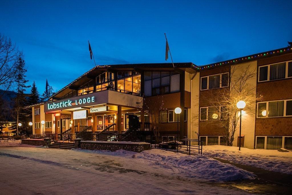 Wintersport Jasper Lobstick Lodge *** 9 dagen