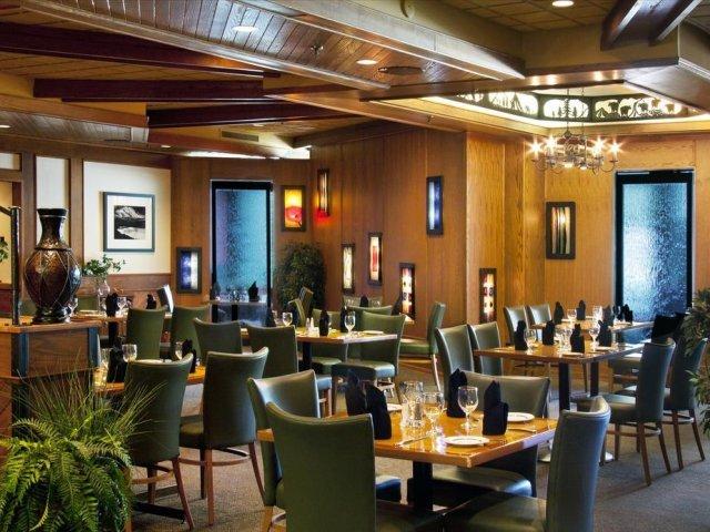 Jasper - Hotel Chateau Jasper ***+ - restaurant