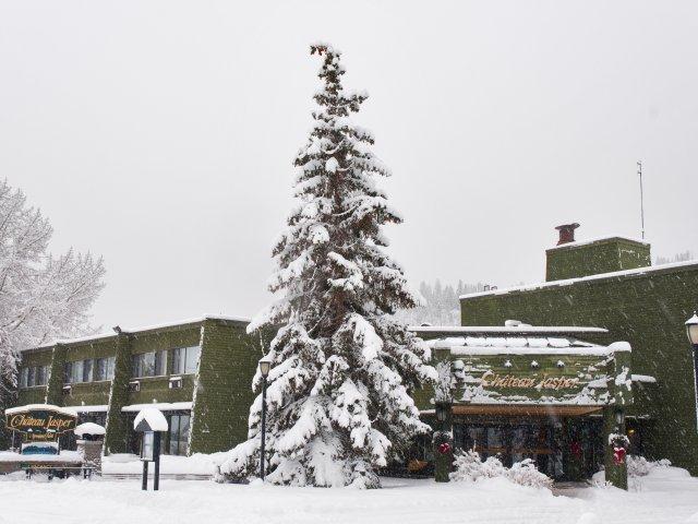 Jasper - Hotel Chateau Jasper ***+ - aanzicht
