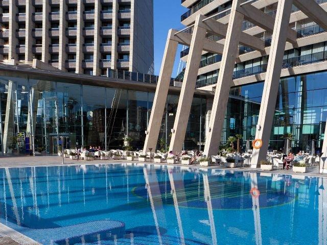 Benidorm - Hotel Bali - zwembad