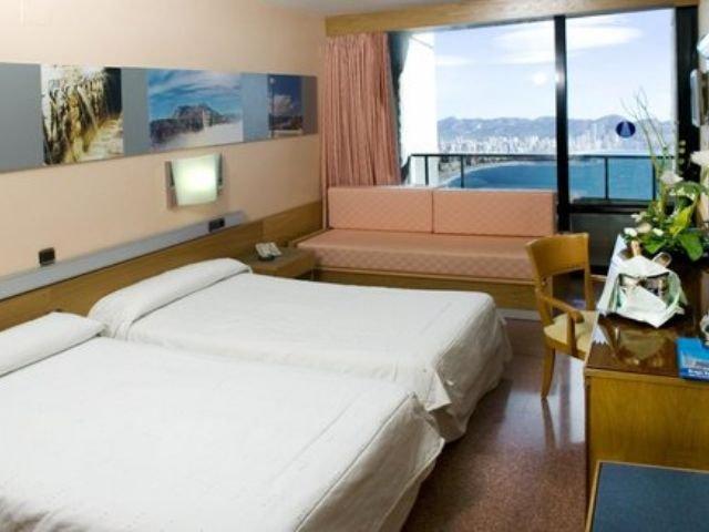 Benidorm - Hotel Bali - standaardkamer