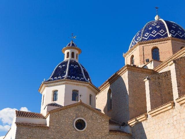 Altea, Parroquia De Nuestra Señora Del Consuela