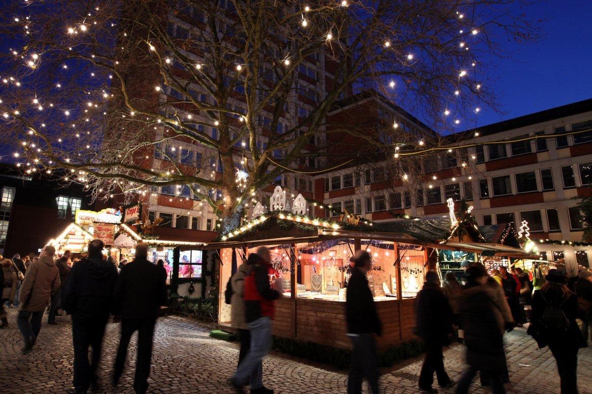 Münster - Kerstmarkt