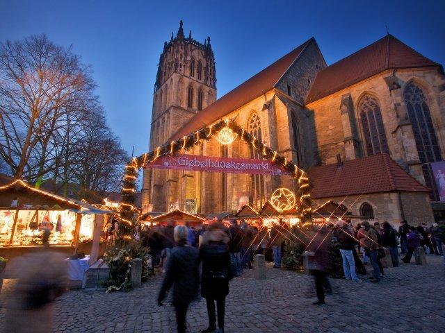 Münster - Aegidii kerstmarkt