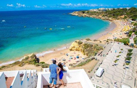 Albufeira Muthu Clube Praia de Oura uitzicht