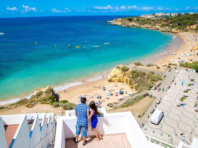 Muthu Club Praia da Oura - uitzicht