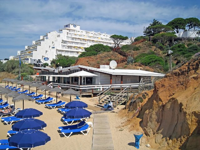Muthu Club Praia da Oura - strand